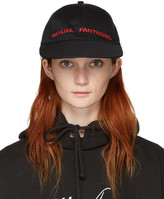 Vetements Black sexual Fantasies Cap