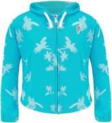 Animal Girls Blue Full Zip Hoodie