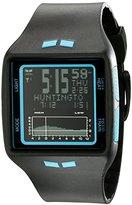 Vestal Unisex BRG028 Brig Digital Display Quartz Black Watch