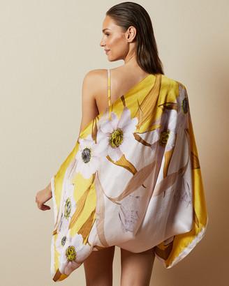 Ted Baker CAMIRA Silk cape scarf