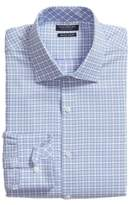 Tailorbyrd Nas Trim Fit Plaid Dress Shirt