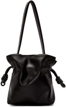 Loewe Black Small Flamenco Knot Bag