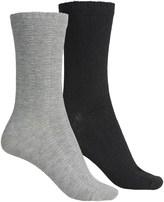 Ecco Casual Socks - 2-Pack, Crew (For Women)
