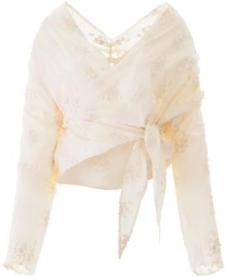 Mes Demoiselles ouragan blouse