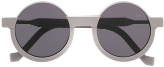 Va Va Vava tinted round-frame sunglasses