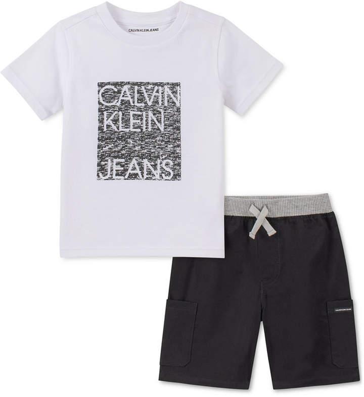 4eb1774a Calvin Klein Toddler Boy Clothes - ShopStyle