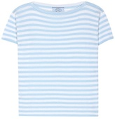 Prada Striped cashmere top