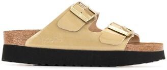Birkenstock Arizona Platform double-strap sandals