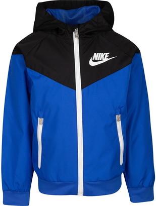 Nike Windrunner Hooded Zip Jacket
