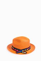 SENSI STUDIO Simiatug Band Panama Hat