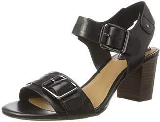Clarks Relene Dazzle, Women's Wedge Heels Sandals Wedge Heels Sandals,(39.5 EU)