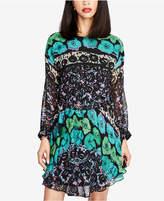 Rachel Roy Printed Shirttail-Hem Dress, Created for Macy's
