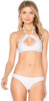 Bettinis Key Hole Halter Top