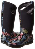 Bogs Classic Winter Blooms Tall Women's Shoes