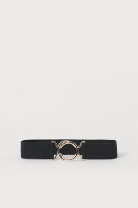 H&M Elastic Waist Belt - Black