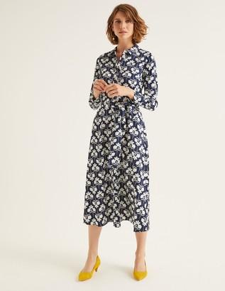 Boden Isodora Midi Shirt Dress