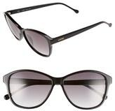 Loewe 'Etna' 57mm Sunglasses