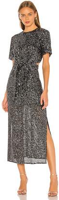 C/Meo Lustre Midi Dress