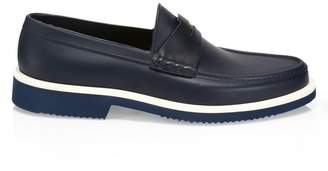 Saks Fifth Avenue Penny Loafers