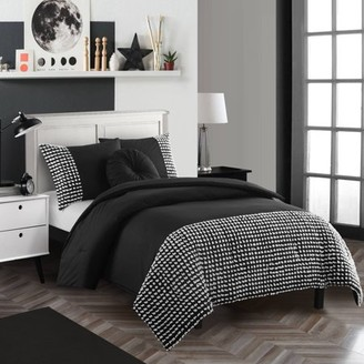 Better Homes & Gardens Tufted Stripe Comforter Bedding Set