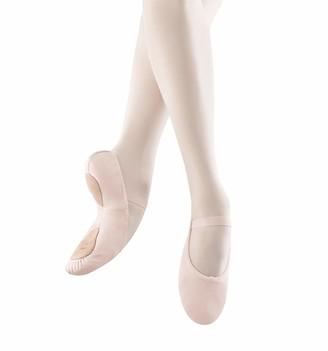 Bloch Girl's Dance Dansoft II Leather Split Sole Ballet Shoe/Slipper