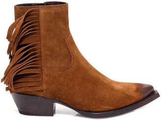 Saint Laurent Lukas Ankle Boot