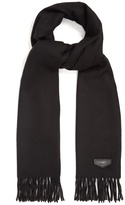 Givenchy Wool and cashmere-blend scarf