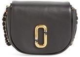 Marc Jacobs Kiki Leather Crossbody Bag - Black