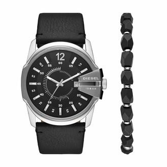 Diesel Men's Master Chief Watch and Bracelet Gift Set