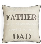 Levtex Father Accent Pillow