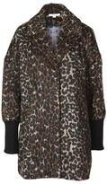 St Martins Robin Leopard Print Jacket