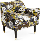 Kim Salmela Alexander Chair, Shanghai Floral