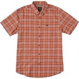 RVCA That'll Do Plaid Shirt - Short-Sleeve - Men's
