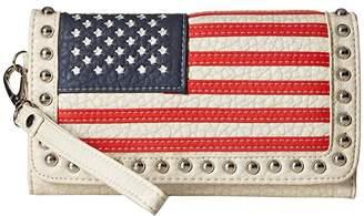 Americana M&F Western Clutch