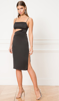 by the way. Erin Cut Out Midi Dress