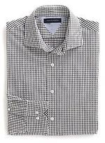 Tommy Hilfiger Men's Tattersal Dress Shirt