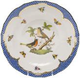 Herend Rothschild Bird Dessert Plate - Motif 08