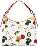 Dooney & Bourke MLB Athletics Hobo