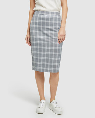 Oxford Women's Pencil skirts - Peggy Suit Skirt - Size One Size, 6 at The Iconic