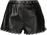 RED Valentino studded shorts