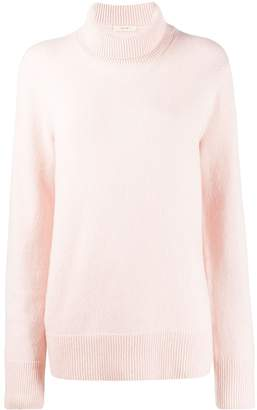 The Row roll neck sweater