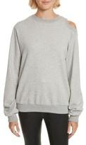 A.L.C. Women's Covell Split Back Sweatshirt