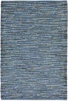Liora Manné Sahara Indoor/Outdoor Plains Blue 2' x 3' Area Rug
