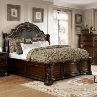 Astoria Grand Castleberry Upholstered Standard Bed Astoria Grand