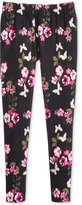 Epic Threads Floral-Print Leggings, Big Girls (7-16), Only at Macy's