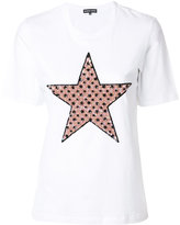 Markus Lupfer sequin star T-shirt