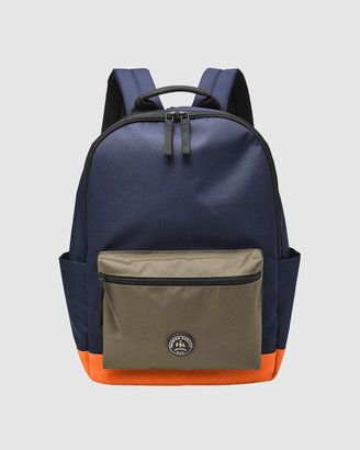 Fossil Sport Navy Backpack