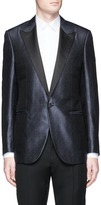 Lanvin 'Evolution' silk jacquard tuxedo blazer