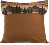 HIEND ACCENTS HiEnd Accents Briarcliff Reversible Euro Sham