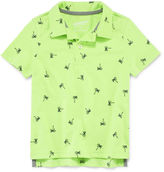 Arizona Short-Sleeve Polo - Toddler Boys 2t-5t